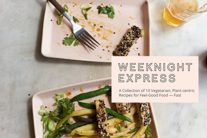 Ten Weeknight Express Recipes eBook