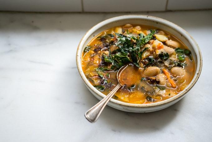 White Chard Stew