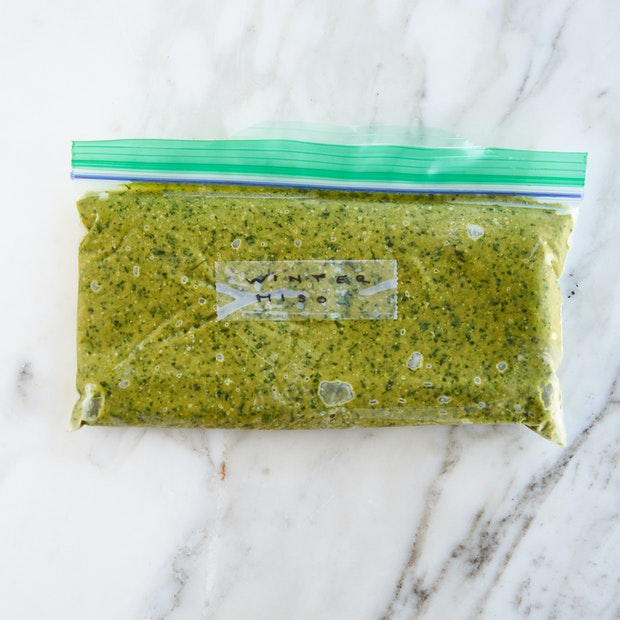 Winter Green Miso Paste - and Ten Ways to Use It
