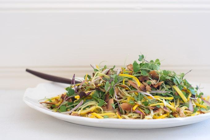 Zucchini Agrodolce Recipe