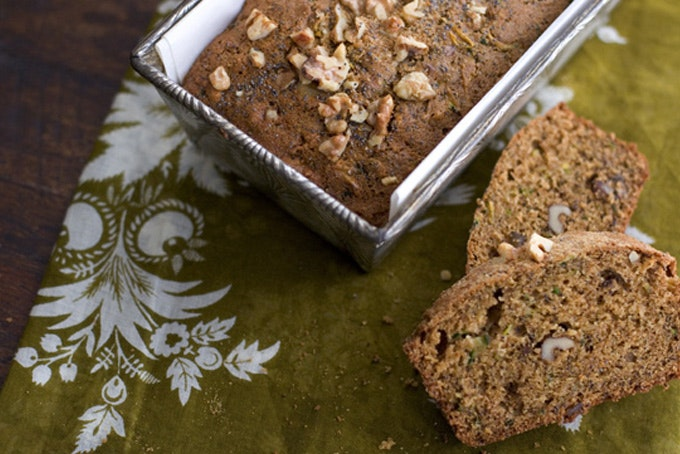 My Special Zucchini Bread Recipe